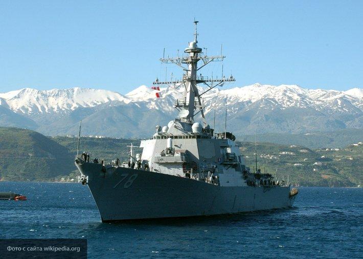 Горячий конфликт в Персидском заливе: США наносят предупредительный удар