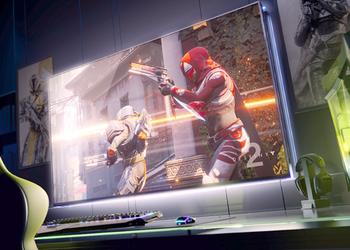 Nvidia анонсировала линейку огромных игровых мониторов 4K