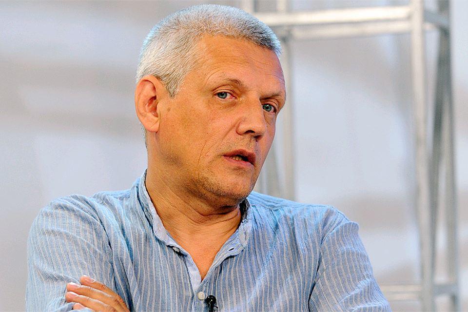 Актер, режиссер Александр Галибин в редакции