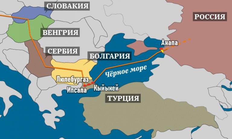 США начинают новый Майдан в Сербии, чтобы сорвать планы «Газпрома»