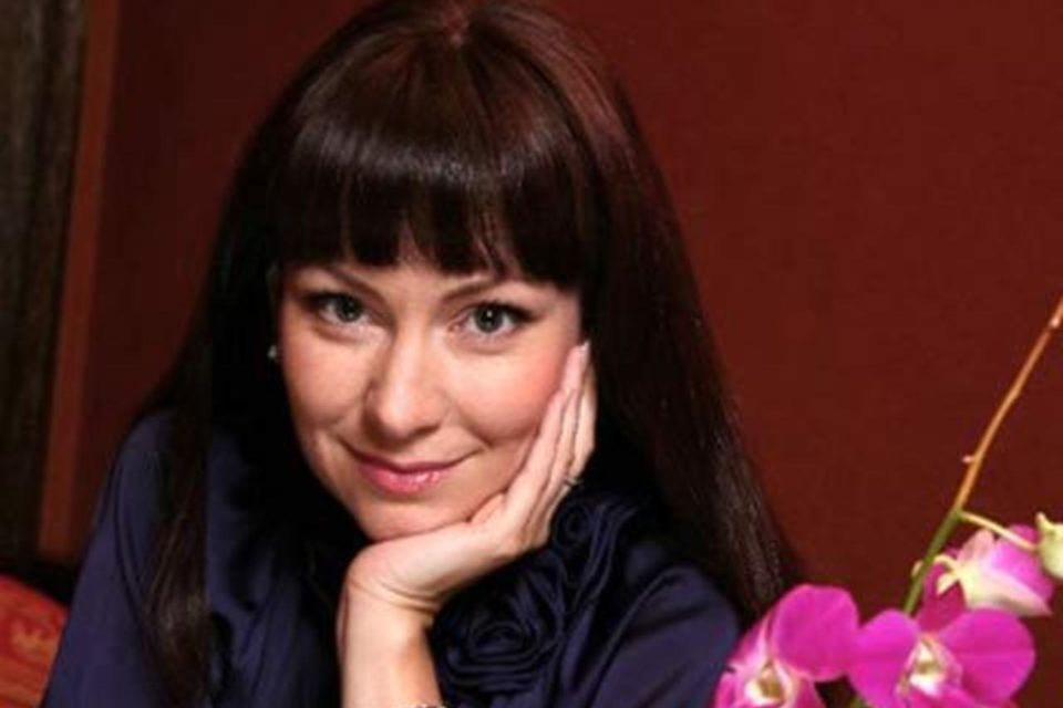 Нонна Гришаева, вдохновленна…