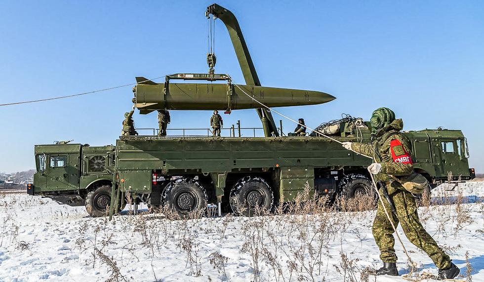 В 2019 году Сухопутные войска РФ полностью перевооружатся на «Искандер-М»