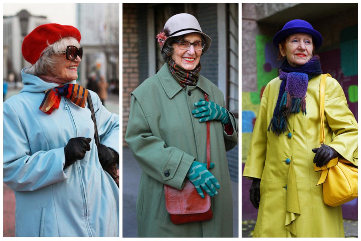 Стильная старость: теперь и в России