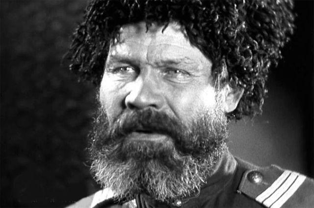 Степан Шкурат в фильме «Чапаев», 1934 г.