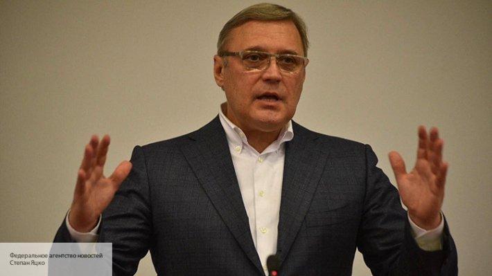 Жулик еще тот - заберите его к себе на Украину: интервью экс-премьера Касьянова на укроТВ взорвало соцсети