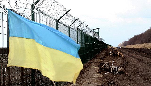 На Украине беда - на них не нападают