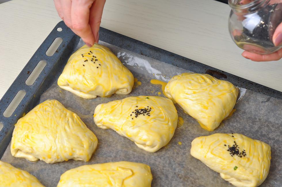 Самса как приготовить дома пошаговый рецепт с