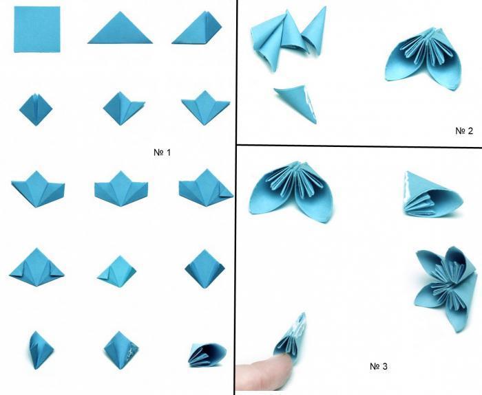 Объёмные шары из бумаги своими руками схемы 45