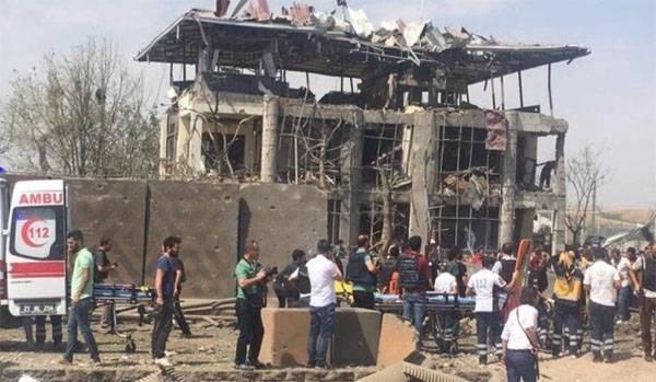 Представители РПК атаковали военную базу в провинции Диярбакыр (Турция)