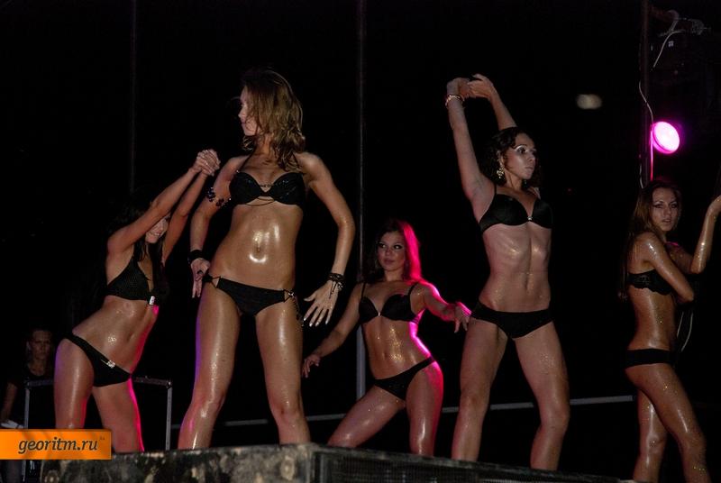 Конкурс секса в ночных клубах