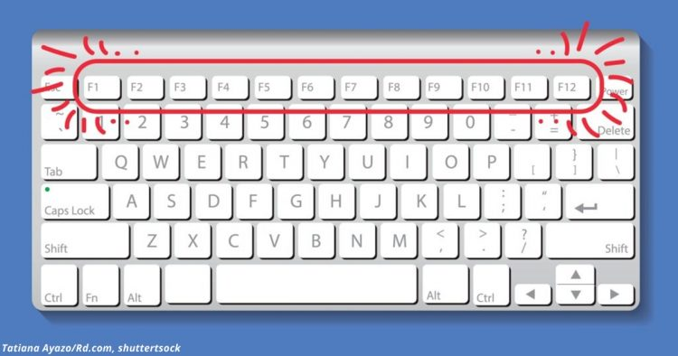 Вот зачем зачем нужны клавиши F1–F12!
