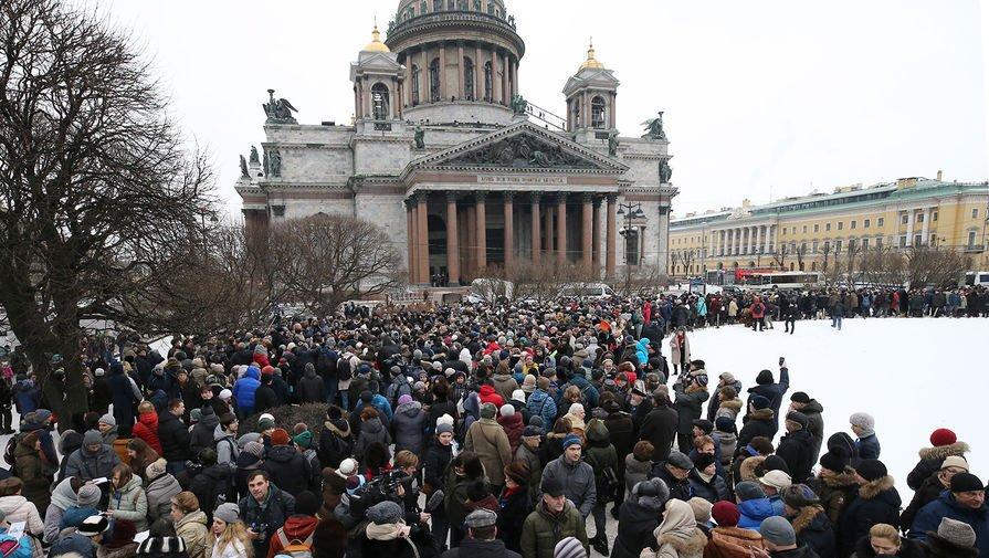 Исаакий - собственность РПЦ: никаких референдумов