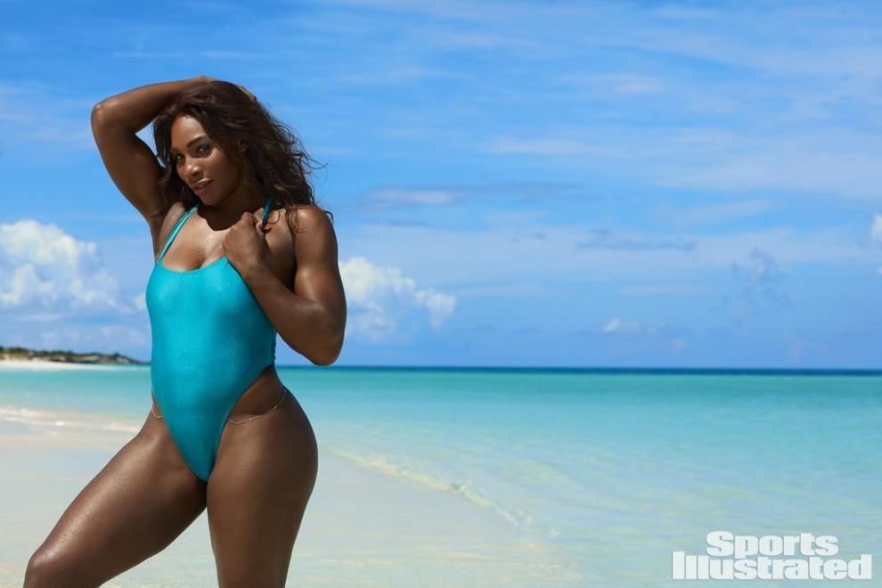 Знаменитые спортсменки снялись в купальниках для журнала Sports Illustrated