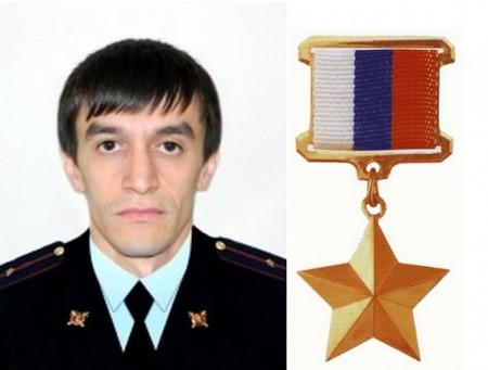Звание Героя за мужество: лейтенант Магомед Нурбагандов награжден посмертно