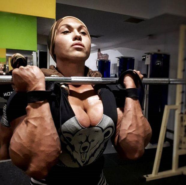 Наталия Трухина (Кузнецова) вернула прежнюю форму (7 фото + видео)