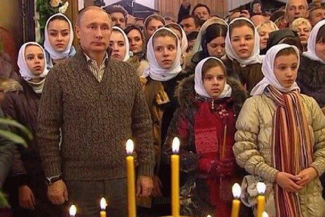 Путин не едет в Орду.
