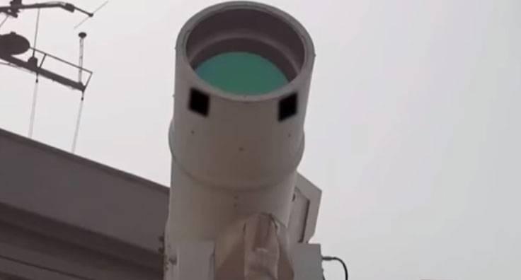 В Пентагоне рассказали о планах на поставки лазерного оружия в войска