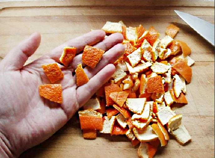Не выбрасывайте кожуру мандарина — в ней огромная сила