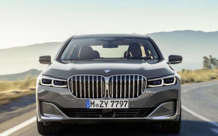 Электромобиль BMW I7: 635 л.с. И автономность 600 км