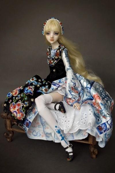 Куклы Марии Бычковой