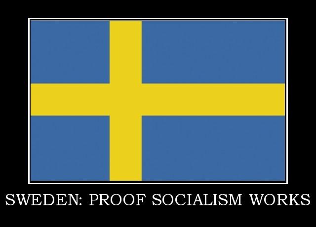 """Новости шведского """"социализма"""""""
