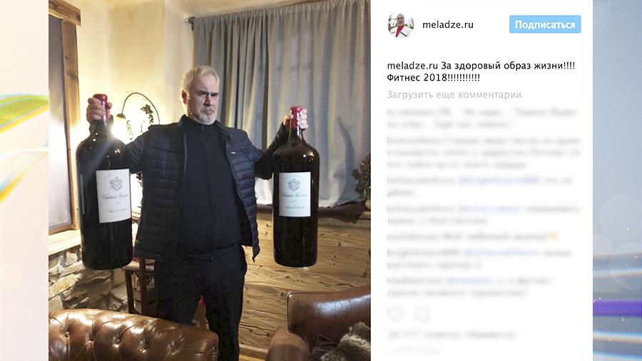 Звёздные сети: новогодний фитнес Меладзе, портрет сына Лазарева, подарок жены Мартиросяна и праздничная лысина Воли
