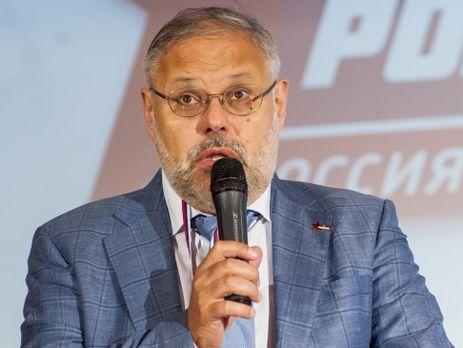 Российский публицист Хазин предложил расчленить Украину и уничтожить несколько миллионов нелояльных РФ людей