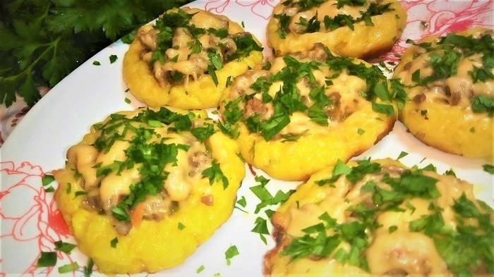 Что приготовить из остатка картофельного пюре Картофель, На ужин, Рецепт, Видео, Еда, Кулинария, Кухня, Простые рецеты