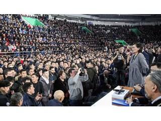 Якутия: антимигрантские прот…
