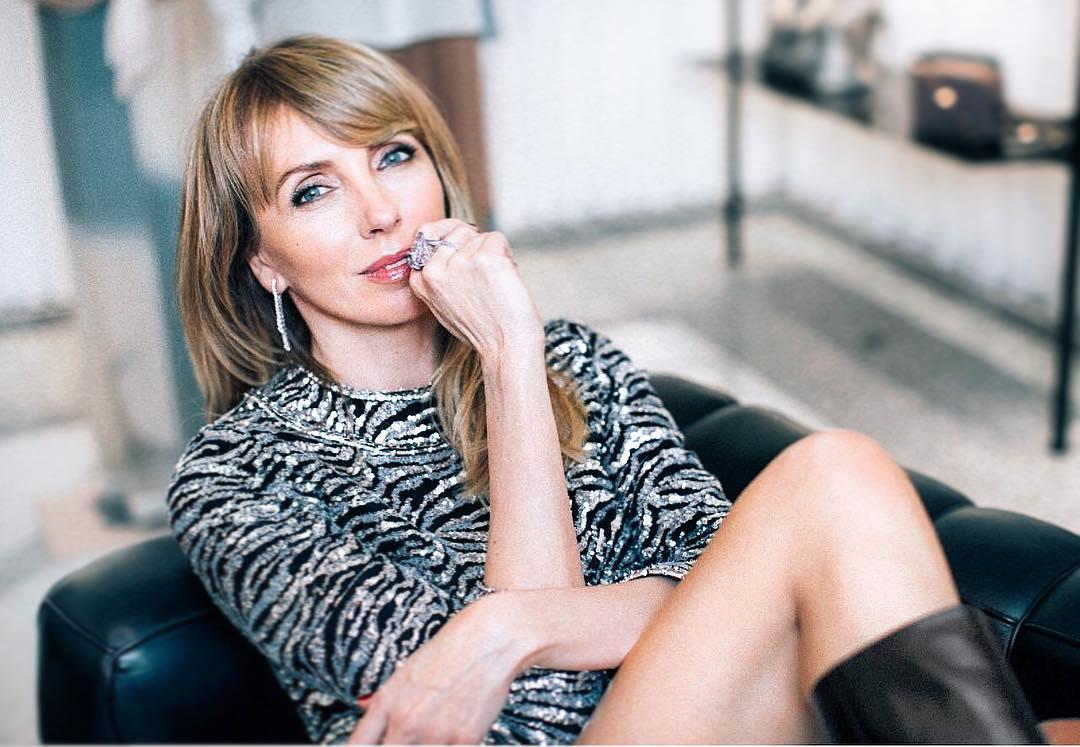 49-летняя Светлана Бондарчук…