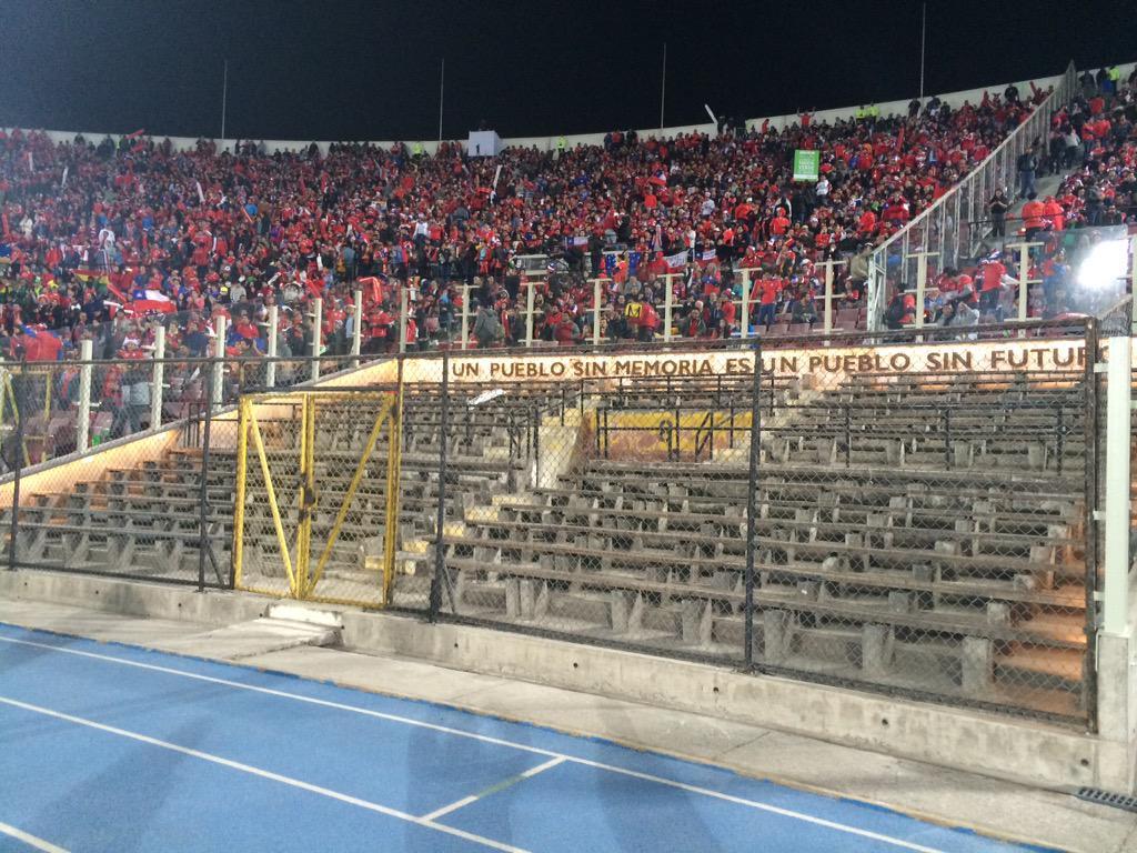 Стадион-концлагерь