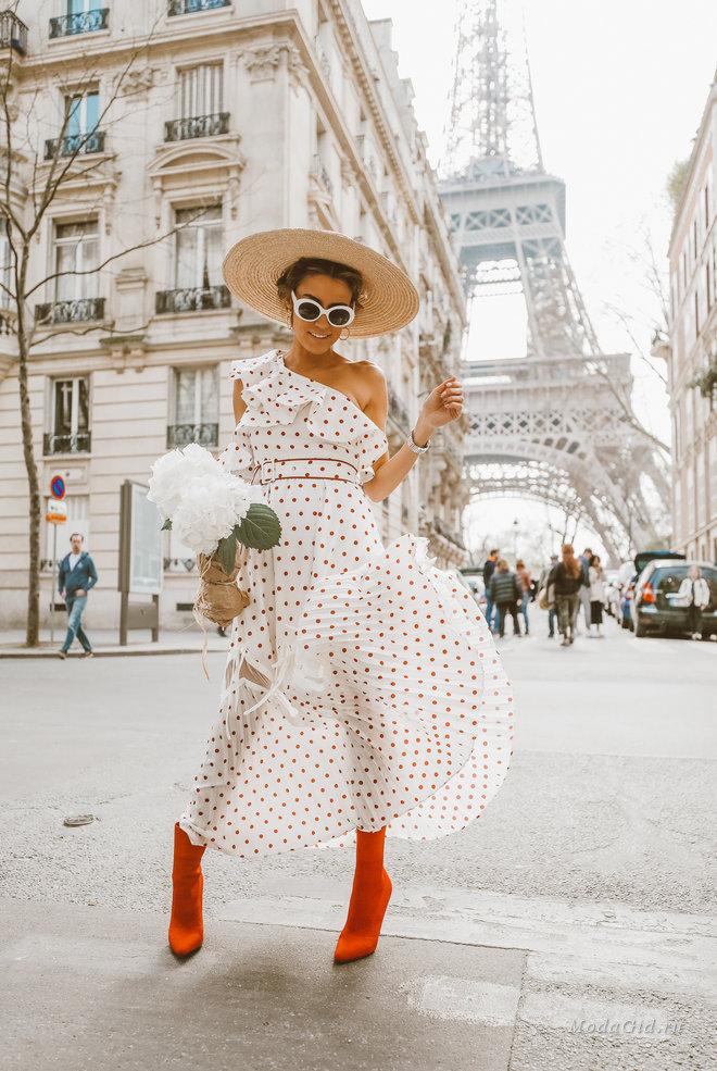 Уличная мода — 5 советов летнего стиля от Christine Andrew