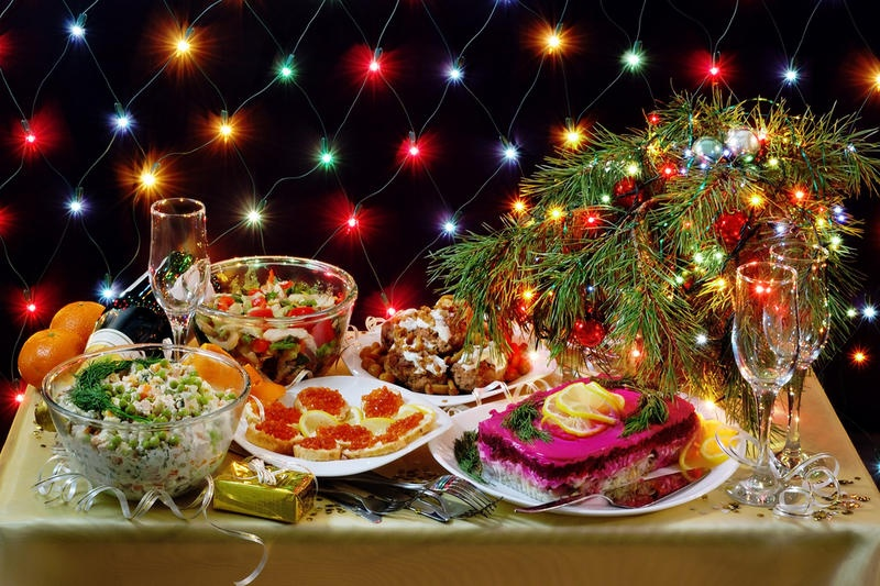 селёдка, под шубой, шуба, салат, Новый год