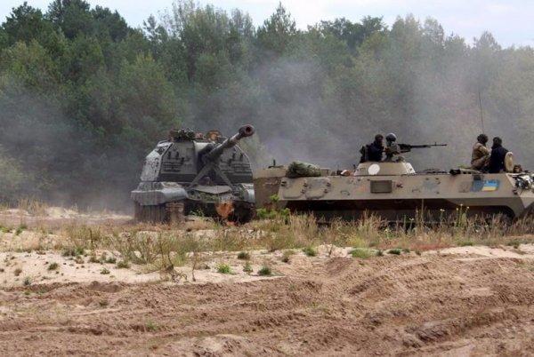 """Чем Украина отвечает на учения """"Запад-17""""?"""