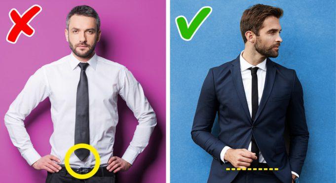 11 ошибок в одежде мужчин, которые портят их внешний вид