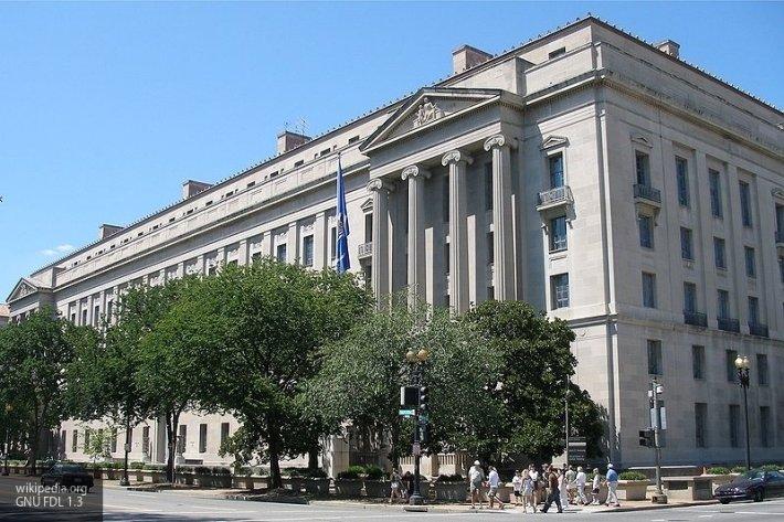 Минюст США завел дело против четырех операторов сотовой связи