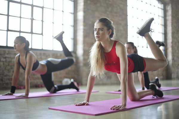 6самых полезных упражнений функционального фитнеса