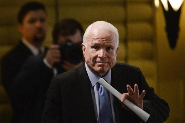 """Маккейн: """"Я видел, как эти смелые украинские ребята противостоят агрессии россиян"""""""