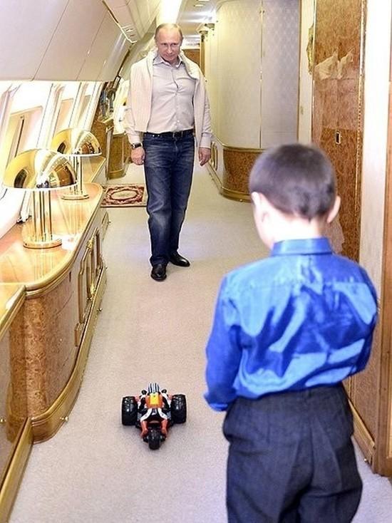 Песков раскрыл занятия Путин…