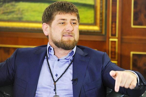 Кадыров раскритиковал Мутко …