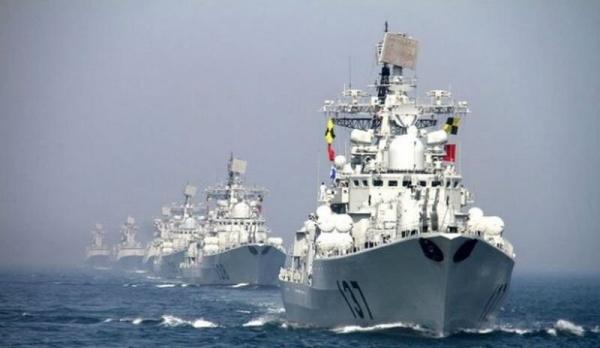 НаБалтике впервые пройдут учения ВМФ России иВМС Китая
