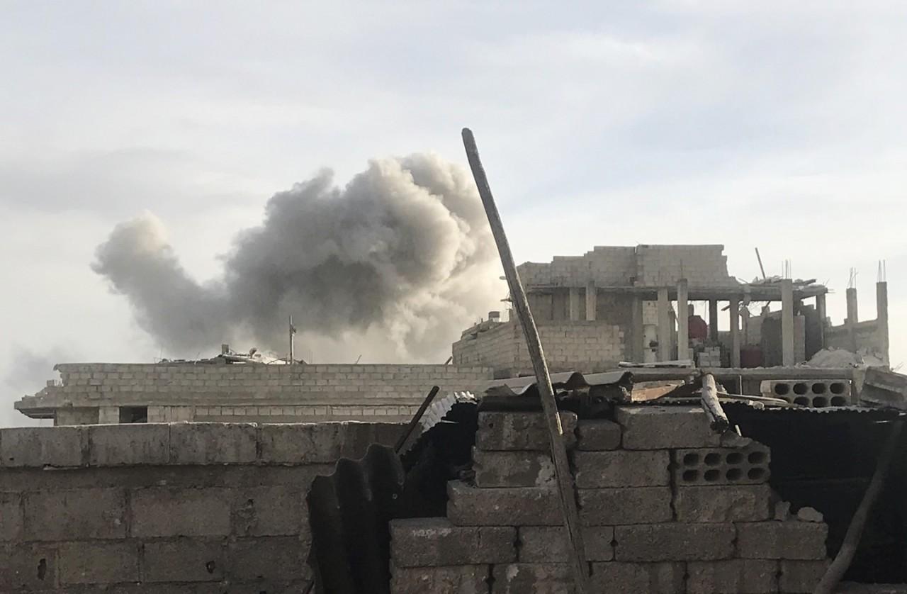 Минобороны РФ: По Сирии выпустили более 100 крылатых ракет
