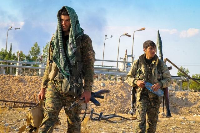 Курды обманули не Россию, а …
