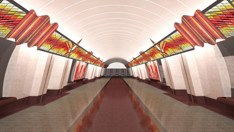 Три станции метро откроют ко Дню города в Петербурге