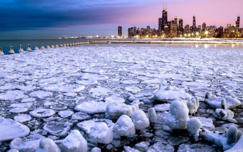 20 мест, которые выглядят еще красивее зимой
