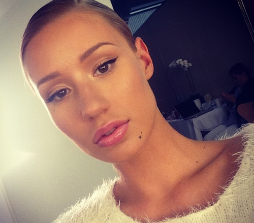Iggy Azalea Slams Snoop Dogg Over Cruel Post About Her Makeup-Free Photo