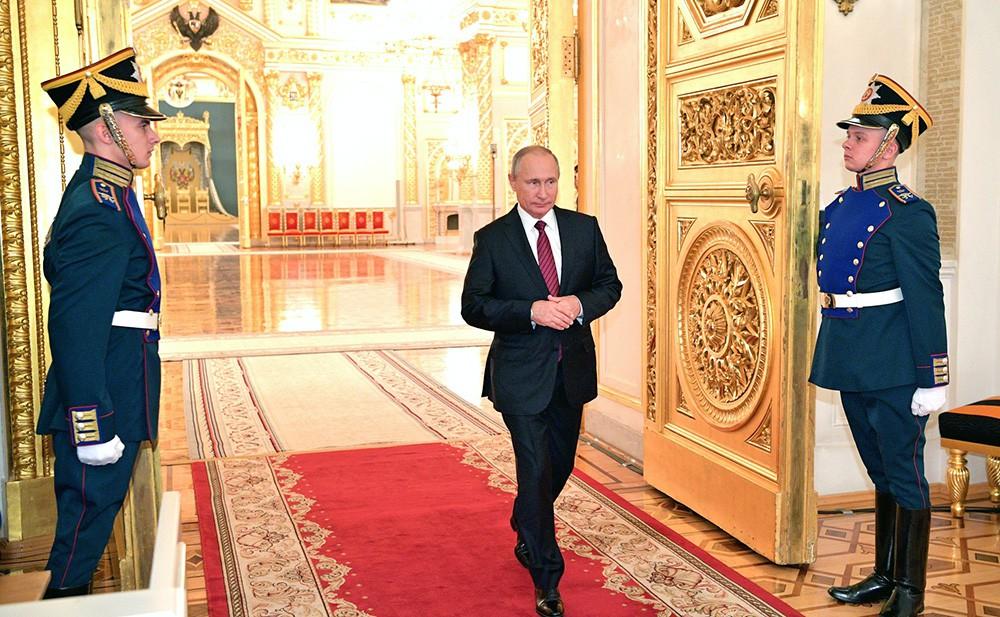 Почему нельзя оскорблять Путина.