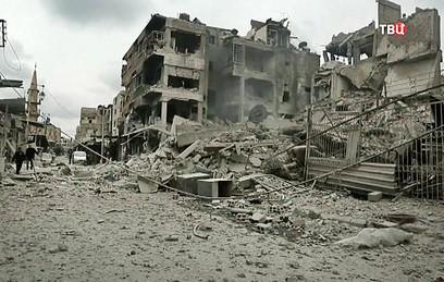 Боевики второй день срывают гумпаузу в Восточной Гуте