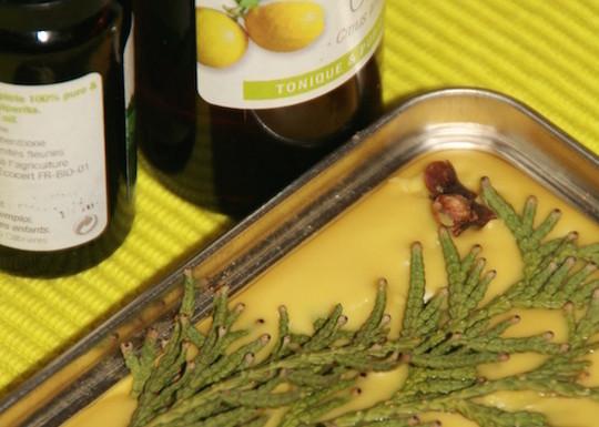 Ароматическое саше из пчелиного воска – новогодний подарок своими руками