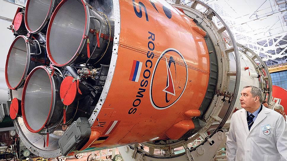 Шутка про НАСА и батут возвращается Рогозину бумерангом